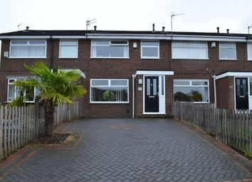 Thumbnail 3 bed terraced house for sale in Shearwater Road, Offerton, Stockport