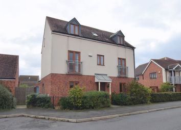 Thumbnail 5 bed detached house for sale in Poppy Avenue, Broughton Gate, Milton Keynes