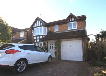Thumbnail 4 bed property to rent in Penzance Close, Hinckley, Leicestershire