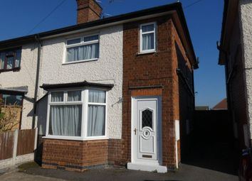 Thumbnail 3 bed semi-detached house to rent in Wellington Street, Long Eaton