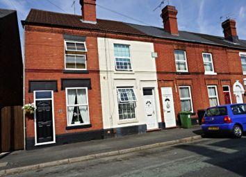3 bed end terrace house for sale in Peel Street, Kidderminster DY11
