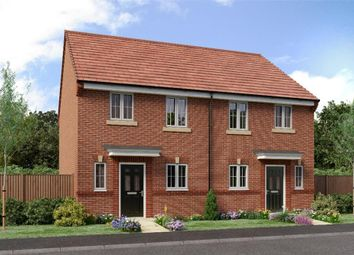 "Thumbnail 3 bed semi-detached house for sale in ""The Hawthorne"" at Sadberge Road, Middleton St. George, Darlington"