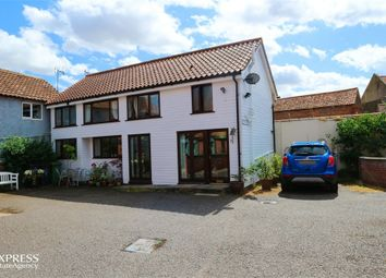 Thumbnail 3 bed detached house for sale in Lynn Street, Swaffham, Norfolk