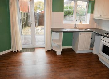 Thumbnail 2 bed terraced house for sale in Keats Close, Downham Market