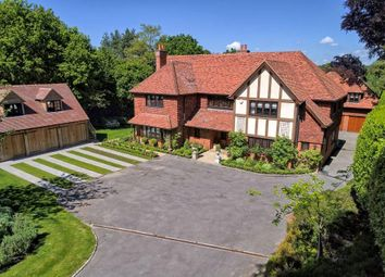 Thumbnail 6 bedroom detached house for sale in Cross Road, Sunningdale, Ascot, Berkshire