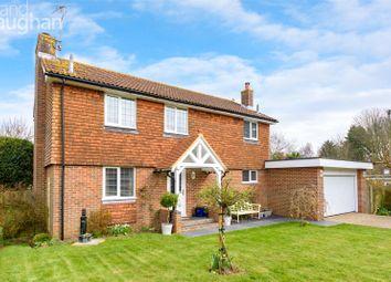 Badgers Dene, Mill Lane, Rodmell, Lewes BN7. 4 bed detached house for sale