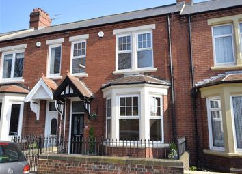Thumbnail 4 bed terraced house for sale in Hepscott Terrace, South Shields