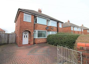 Thumbnail 3 bedroom semi-detached house for sale in Birkdale Avenue, Bispham