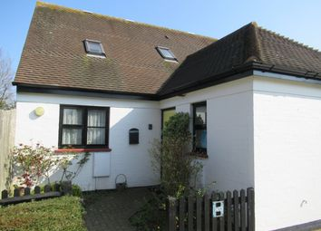 Thumbnail 2 bed end terrace house for sale in School Lane, Wingham