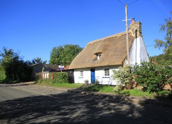 Thumbnail 3 bed cottage to rent in High Street, Boxworth, Cambridge