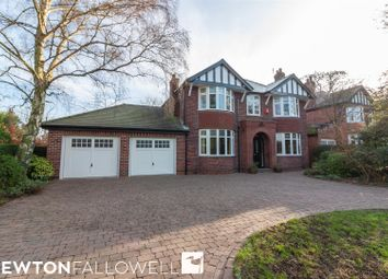 Thumbnail 5 bed detached house for sale in London Road, Retford