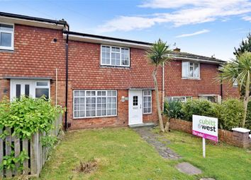 Thumbnail 2 bed terraced house for sale in The Ridgway, Woodingdean, Brighton, East Sussex