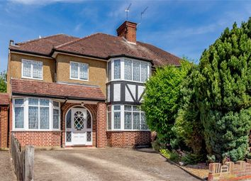 Thumbnail 4 bed semi-detached house for sale in Tudor Avenue, Watford, Hertfordshire
