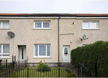 Thumbnail 2 bed terraced house for sale in Cumbrae Crescent South, Dumbarton