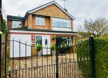 Thumbnail 4 bed detached house for sale in Constable Road, Hillmorton, Rugby