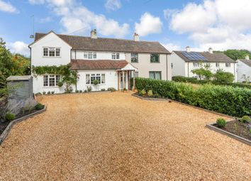 Thumbnail 5 bed semi-detached house for sale in Church Lane, Madingley, Cambridge