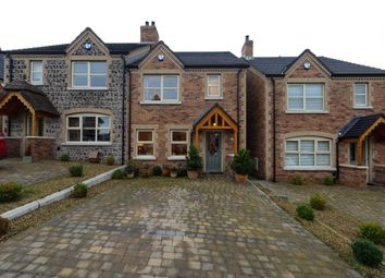 Thumbnail 3 bed semi-detached house for sale in Millers Park, Newtownards
