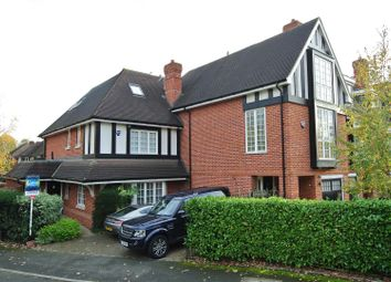 Thumbnail 4 bedroom end terrace house for sale in Beverley Close, Weybridge