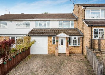 Thumbnail 3 bed terraced house for sale in Farndale Gardens, Hazlemere, High Wycombe
