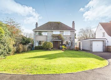 Thumbnail 4 bed detached house for sale in Edward Road South, Clevedon