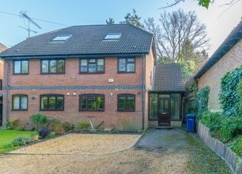 Thumbnail 4 bed end terrace house to rent in Quennells Hill, Wrecclesham, Farnham
