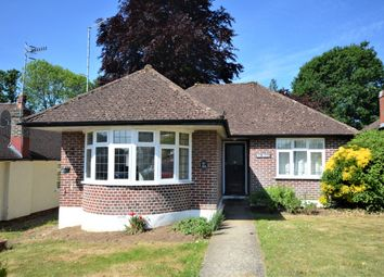Thumbnail 2 bed detached bungalow for sale in Broadhurst Gardens, Reigate