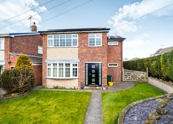 Thumbnail 4 bed detached house for sale in Edinburgh Drive, North Anston, Sheffield