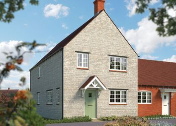 "Thumbnail 4 bed semi-detached house for sale in ""The Beachampton"" at Towcester Road, Silverstone, Towcester"