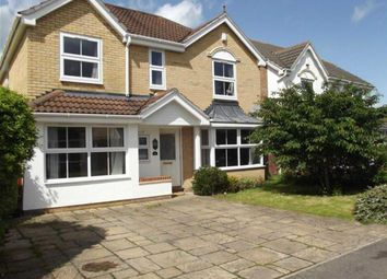 Thumbnail 4 bed property to rent in Norwood Road, Cheshunt, Waltham Cross