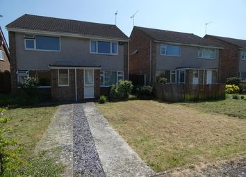 Thumbnail 2 bed semi-detached house to rent in Medoc Close, Cheltenham