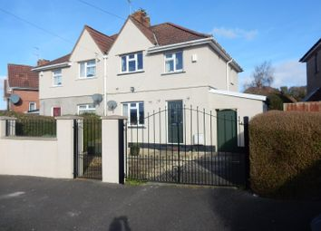 Thumbnail 3 bed semi-detached house for sale in Wallingford Road, Knowle, Bristol