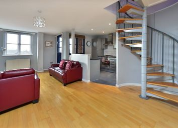 Thumbnail 2 bed maisonette to rent in Bentley Road, London