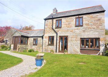 Thumbnail 3 bed barn conversion for sale in Carnkie, Helston