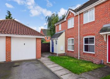 Thumbnail 4 bed end terrace house for sale in Pladda Mews, Wickford, Essex