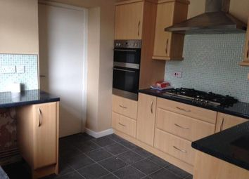 Thumbnail 1 bedroom flat to rent in Commercial Street, Pontllanfraith, Blackwood