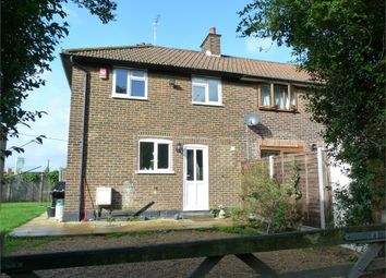 Thumbnail 3 bed end terrace house to rent in North Weylands Cottages, Molesey Road, Walton-On-Thames, Surrey