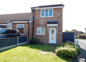 Thumbnail 2 bedroom semi-detached house for sale in Meadow Bank, Penwortham, Preston