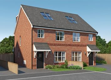Thumbnail 4 bed semi-detached house for sale in Mulberry Park, Forest Road, Ellesmere Port, Cheshire