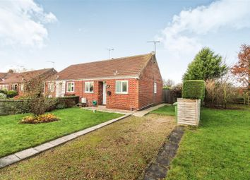 Thumbnail 1 bed semi-detached bungalow for sale in Bridlington Road, Nafferton, Driffield
