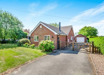 Thumbnail 4 bed detached bungalow for sale in East End, Pollington, Goole