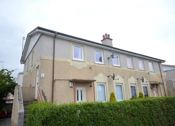 Thumbnail 2 bed flat for sale in Vanguard Street, Clydebank