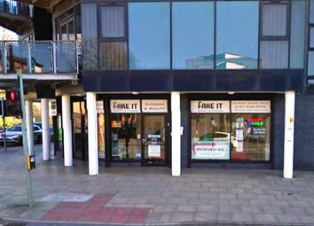 Thumbnail Retail premises for sale in Manchester M15, UK