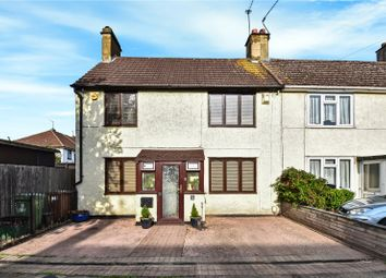 3 bed end terrace house for sale in Stanham Place, Crayford, Dartford, Kent DA1