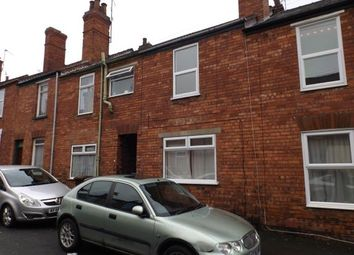 Thumbnail 3 bed terraced house for sale in Florence Street, Lincoln, Lincolnshire