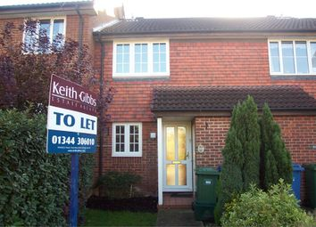 Thumbnail 2 bed terraced house to rent in Angel Place, Binfield, Bracknell, Berkshire
