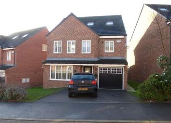 Thumbnail 4 bedroom detached house for sale in Waggon Road, New Forest Village, Leeds