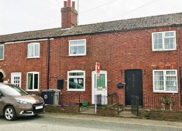 Thumbnail 2 bed terraced house for sale in Main Road, Hundleby, Spilsby