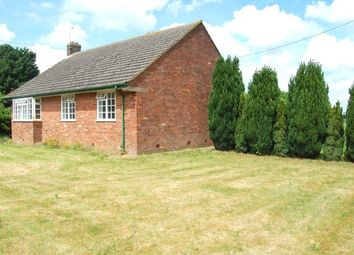 Thumbnail 3 bed bungalow to rent in Sleaford Road, Bracebridge Heath, Lincoln