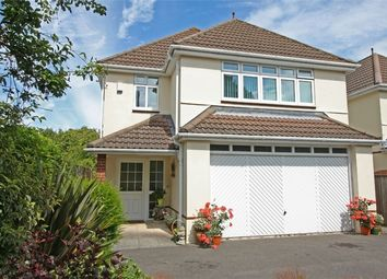Thumbnail 4 bed detached house for sale in Ramley Rd, Pennington, Lymington, Hampshire