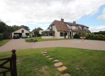 Thumbnail 3 bed semi-detached house for sale in Church Lane, Beaumont, Clacton-On-Sea